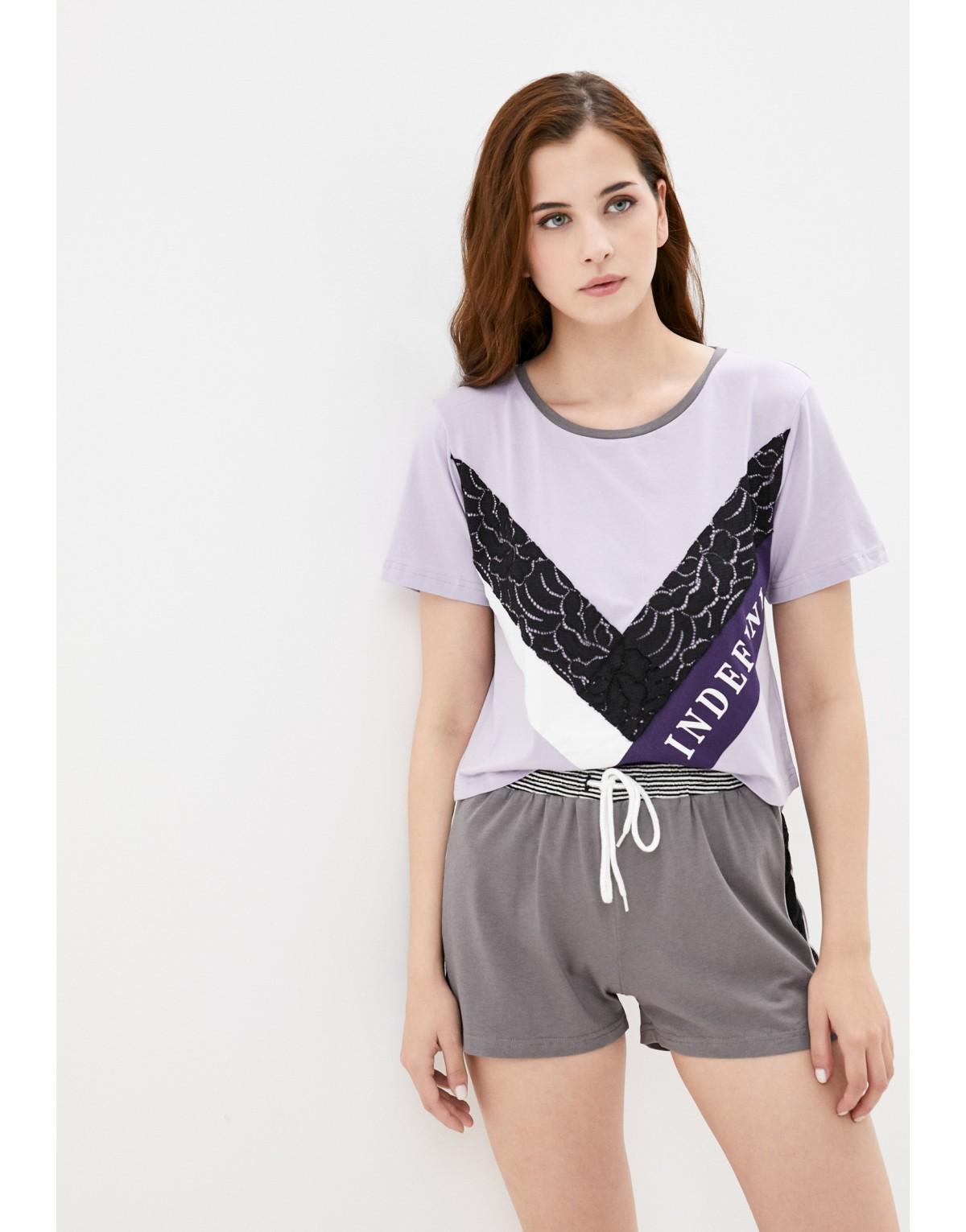 "Женская пижама INDEFINI ""Vulture"""