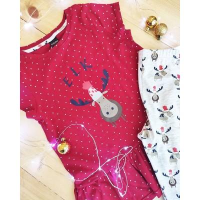 Пусть хорошее настроение, не покинет больше вас✨ ⠀ Потому что в наших пижамах, прекрасные принцессы всегда будут чувствовать себя самой красивой! ⠀ Качественные материалы, стильный дизайн, что ещё нужно для новогоднего подарка самому дорогому человеку? ⠀ Цена: 1299₽ ⠀ ______ ⠀ 🛍 Магазин: 📍ТЦ
