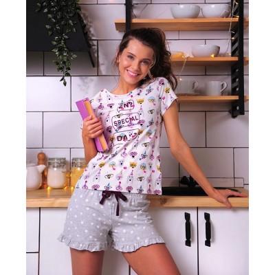 Новый день, новая пижама: ❄в одно мгновение навеет волшебное настроение; ❄позволит чувствовать себя изящной не выходя из дома; ❄составит