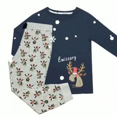 У нас появились классные пижамы для мальчиков на 4/6/8 лет🦌🎄 Качественные, удобные, с классным принтом!  Скорее заходите на наш сайт👇 👛Стоимость 1689 руб⠀ ✂Размер 4/6/8 ⠀  ______ ⠀ 🛍 Магазин: 📍ТЦ